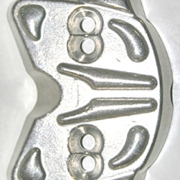 Speed CC Cover plate rear